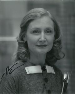 Patricia Clarkson - 'GOOD NIGHT AND GOOD LUCK'  10 X 8 Genuine Signed Autograph 10727
